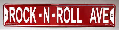 Rocknrollsign