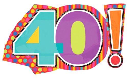 40!!!
