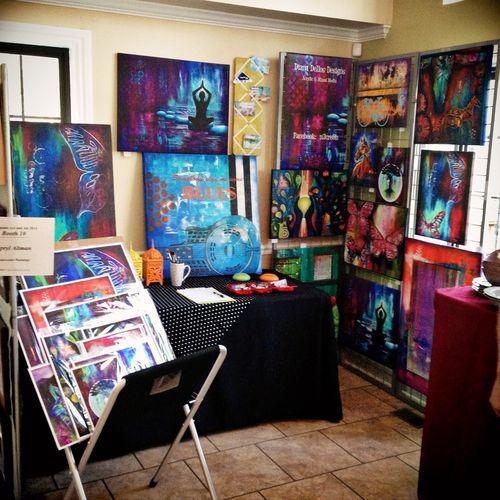 DianaDellosDesigns, artshow2