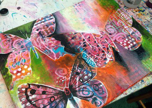 DianaDellos, painting1
