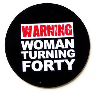 40 woman