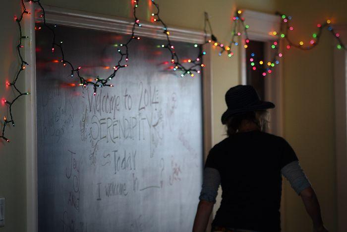 Chalkboard,Jen