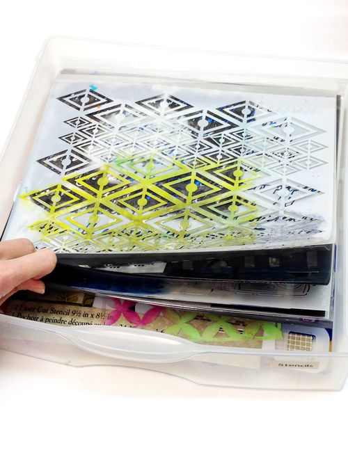 How To Store and Organize Art Supplies: Quick & Easy DIY - Diana