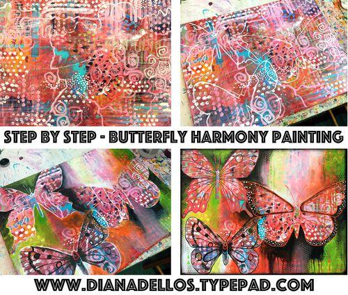 DianaDellos, ButterflyHarmony