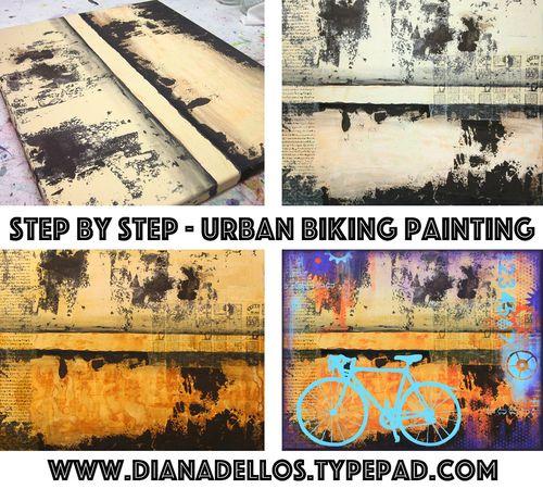 DianaDellos, UrbanBiking