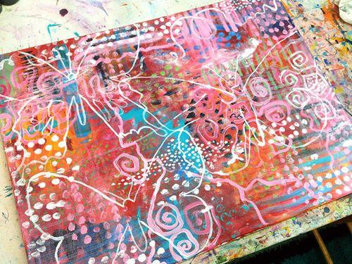 DianaDellos, painting2